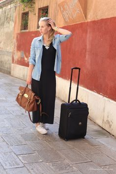 Mona's Daily Style: Venice travel outfit