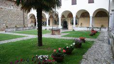 Abbazia di Rosazo sede dell'evento.
