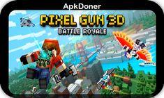 Pixel Gun 3D MOD APK 21.4.2 (Unlimited Bullets) - ApkDoner