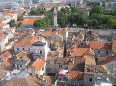 Croacia-Split. Palacio Diocleciano.