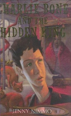 Charlie Bone And The Hidden King (The Children of the Red...