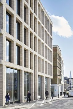 Piercy & Company, Hufton + Crow · Turnmill #classicalarchitecture