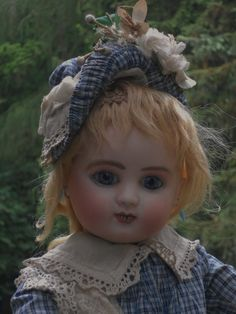 ~~~ Rare Rounded Face French Jules Steiner Bebe ~~~ from whendreamscometrue on Ruby Lane