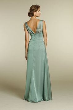 JLM Occasions style 5240, back view.