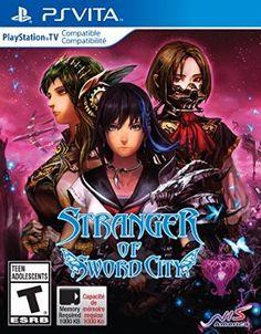 Stranger of Sword City - PlayStation Vita