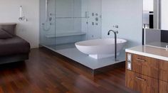 In fact, bamboo flooring in bathroom is not a bad thing that you can take as a reference. Bathroom is one important part of the house that you need to design well. Unfortunately, there are many peo…