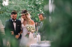 konstantinos-melis-by-laskos-nyfiko Popular Wedding Dresses, Elegant Wedding Gowns, Amazing Wedding Dress, Bohemian Wedding Dresses, Bridal Dresses, Bridesmaid Dresses, Best Wedding Blogs, Wedding Trends, Weddingideas