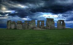 Stonehenge HD Wallpaper