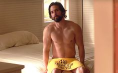 NBC's much anticipated new dramedy This Is Us premiered Tuesday to impressive ratings, and at least some viewers are crediting Milo Ventimiglia's bottom.