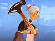 Bà già nổi điên