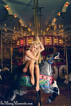 Carousel by SYeakle, via Flickr