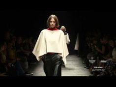 ▶ İPEK ARNAS: MERCEDES-BENZ FASHION WEEK ISTANBUL PRESENTED BY AMERICAN EXPRESS F/W 2014 - YouTube