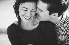 cute black & white shot