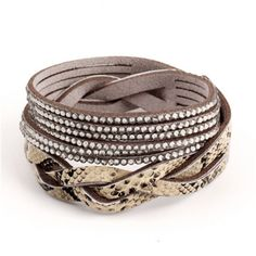 06f0d4101873e Cheap jewelry chain, Buy Quality jewelry cabinet directly from China  jewelry french Suppliers: New Arrival Hot Selling 6 Color Vintage Faux  Leather Bracelet ...