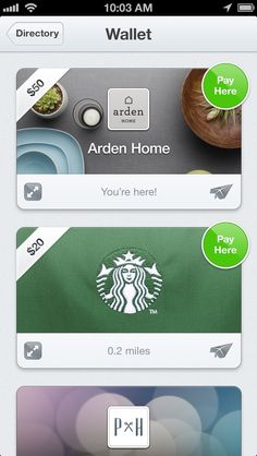 User interface: my new favorite design subcategory