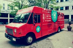 Northeastern Food Truck by Wing Ngan, via Behance