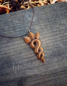 Bear paw Bog oak necklace Wood pendant Oak pendant Wood paw Wood carving For father For mother Best gift Wooden pendant For him For her