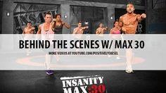 Insanity Max 30: Behind the Scenes #Max30 #Insanity