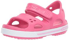 There is always many products on sae upto - Crocs Kids Crocband II Open Toe Sandal Shoes - Super Shop Best Baby Shoes, Cute Baby Shoes, Baby Boy Shoes, Girls Shoes, Toddler Sandals, Baby Sandals, Kids Sandals, Open Toe Sandals, Toddler Crocs