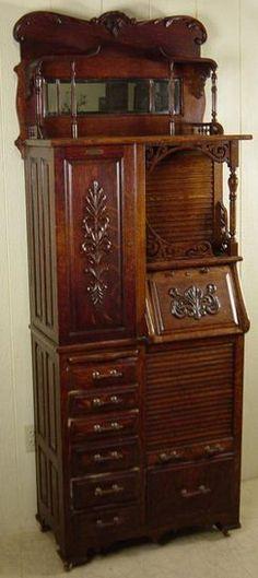 antique dental cabinet - gorgeous!