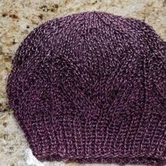Knitting Pattern 114 Blue Hat with Mock Cables for a Lady Baby Knitting Patterns, Pattern Baby, Baby Patterns, Crochet Patterns, Elissa, Quick Knitting Projects, I Love This Yarn, How To Purl Knit, Sewing Basics
