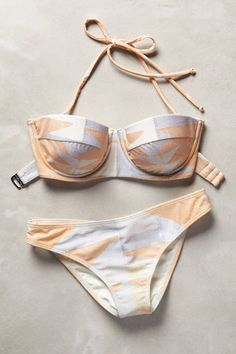 Martinique Bottoms by Mara Hoffman #anthrofave #anthropologie