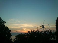 Atardecer en La Línea (Cádiz), / Sunset over La Línea (Cádiz), by @AnaRNavio
