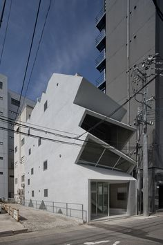Gallery of HASE BLDG.8 / C+A Coelacanth and Associates - 6