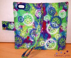 iPhone 6 / iPhone 6s Wallet Case - MADE TO ORDER by DawnieLynnCrafts