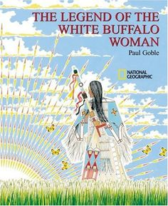 The Legend of White Buffalo Woman tells the inspiring story of the first peace pipe, presented to the Lakota people to connect them to the Great Spirit, who will guide them through the hardships of life.