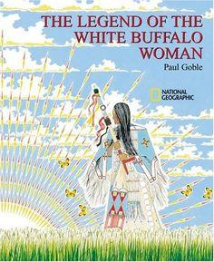 The Legend Of the White Buffalo Woman: Amazon.de: Paul Goble: Fremdsprachige Bücher