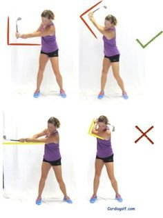 Build a Better Swing-Don't Bend You Lead Arm   KPJ Golf: