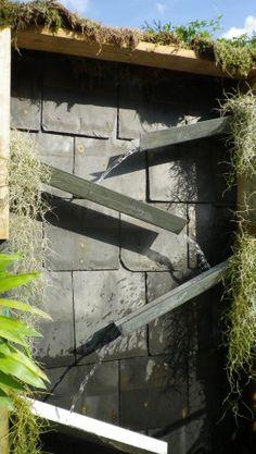 Le fer a b ton en association avec le treillis soud deux for Bassin fontaine exterieur