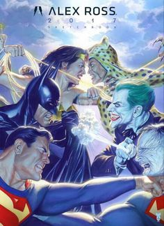 Sdcc 2017 alex ross