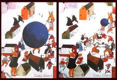 Le figure dei libri » Blog Archive » Carll Cneut, analisi del suo stile / parte 2