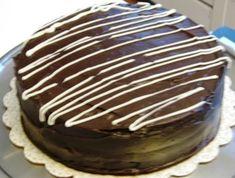 Sváteční čokoládový dort Pancakes, Pudding, Breakfast, Morning Coffee, Custard Pudding, Pancake, Puddings, Avocado Pudding, Crepes