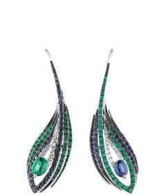 Damiani - Jewelry Collection: Mini Peacock