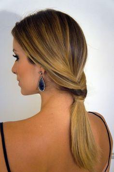 15 Penteados fáceis e lindos - Blog - As Escolhidas