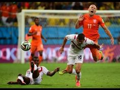 NETHERLANDS VS COSTA RICA 0-0 PENALTY SHOOTOUT 4-3 WORLD CUP 2014