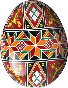 Pysanka Ukrainian Art Form Plysanky Eggs.