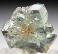Alexandrite sixling.   Espirito Santo, Minas Gerais, Brazil  via Marin Mineral