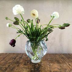 Peony Vase by Porta Romana, image by Jessica Zoob
