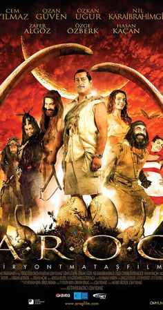Directed by Ali Taner Baltaci, Cem Yilmaz.  With Cem Yilmaz, Özge Özberk, Zafer Algöz, Ethel Mulinas Araf. Commander Logar fools Arif and sends him 1.000.000 years back in the time. He must civilize people from past to reach today.