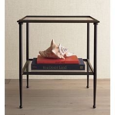 Pia Side Table in Side, Coffee Tables | Crate and Barrel