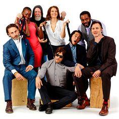 The Walking Dead Cast #Reedus