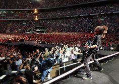 Mijn droom is om wereldwijde optredens te doen met mijn eigen groep.