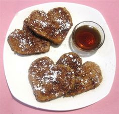 I'm not a big fan of recipes with lots of ingredients but this French toast looks totally worth it
