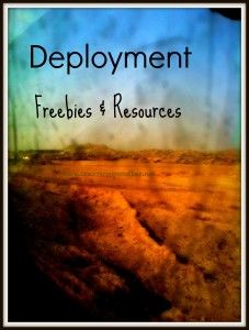 #deployment #military #freebies and Resources! Lots of great sites to help you during deployment!