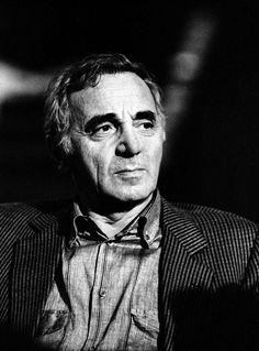 Charles Aznavour, 1988, Firato, Amsterdam.