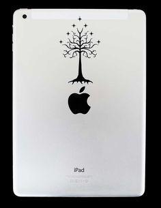Tree of Gondor Sticker / Decal @ My Precious Fantasy Webshop